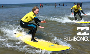Brittas Bay Surf School - East Coast Ireland surfing lessons