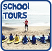 School Surf Tours on the East Coast of Ireland at Brittas Bay Surf School