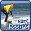 Learn to surf at Brittas Bay. Surf Lessons, Surf School on the East Coast of Ireland